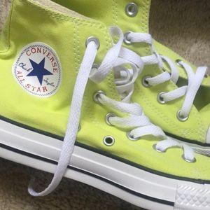 High top Converse